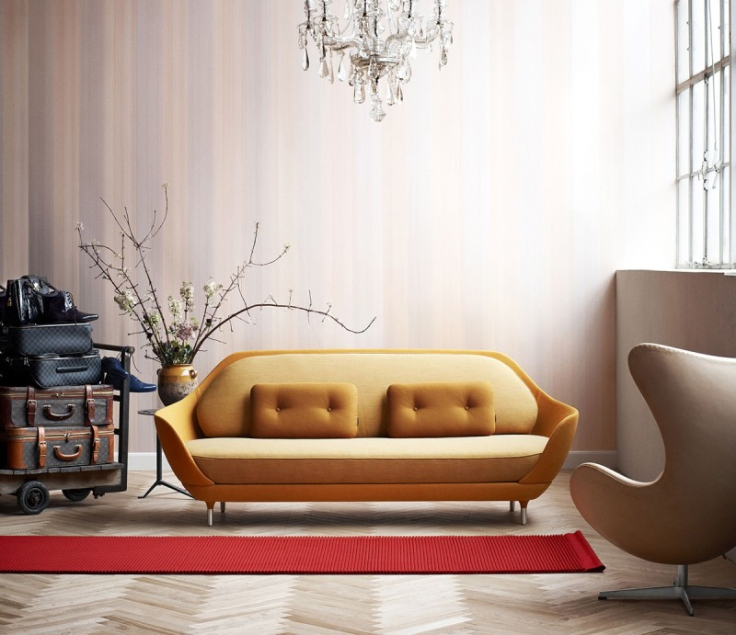 Hayon FAVN sofa for Fritz Hansen
