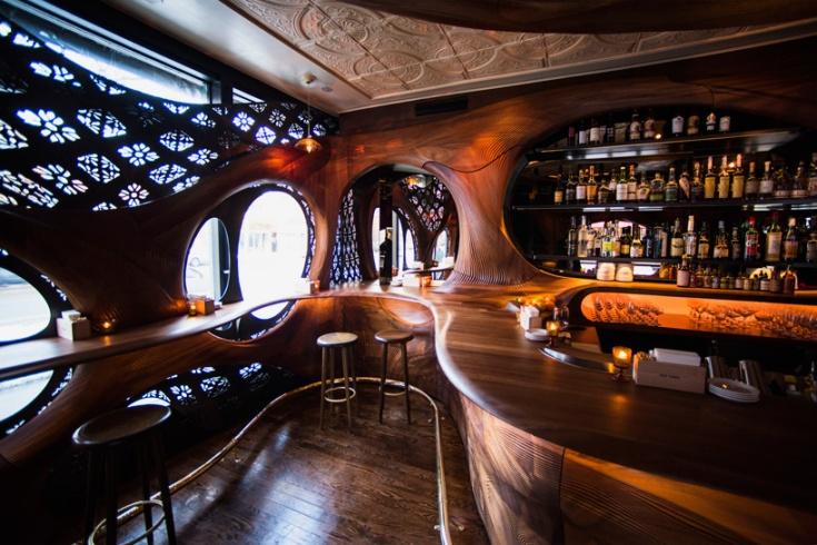 Parachilna at Bar Raval in Toronto