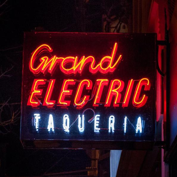Parachilna at Grand Electric in Toronto