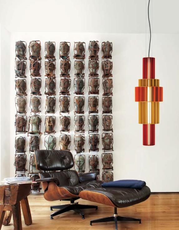 Parachilna Babel chandelier