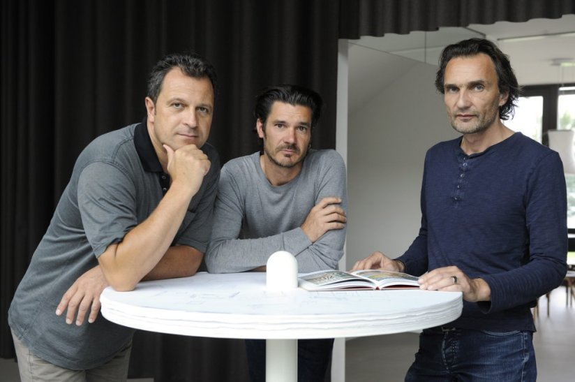 Atelier Oi Portrait_Aurel+Aebi_Armand+Louis_Patrick+Reymond Parachilna blog